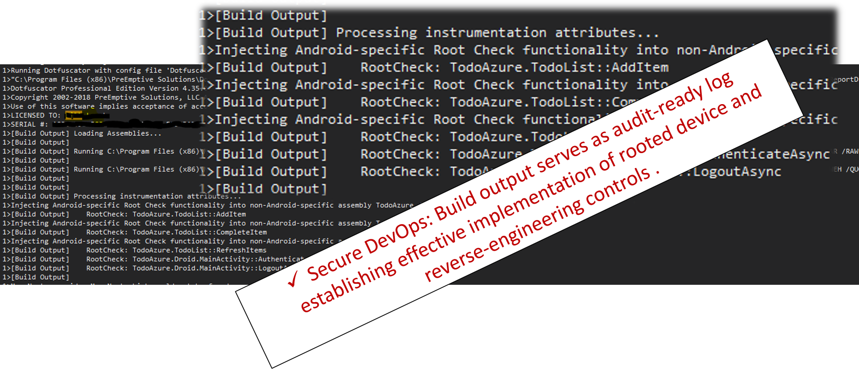 Root detection: Xamarin apps stop hackers before they can