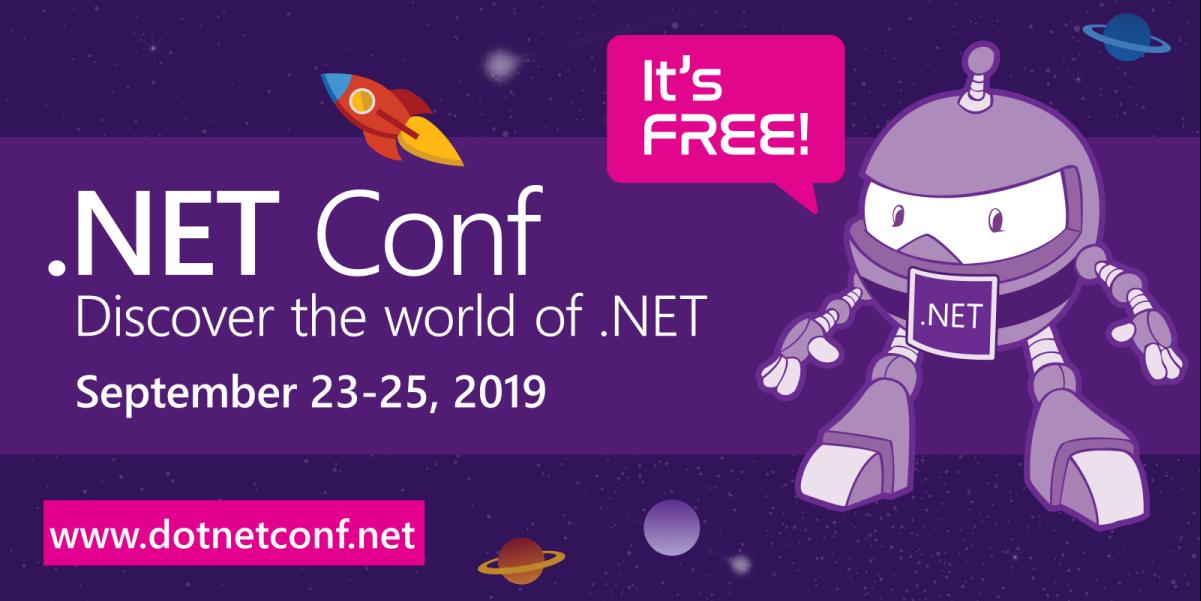 NET Conf 2019